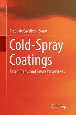 Cavaliere, Pasquale - Cold-Spray Coatings, ebook