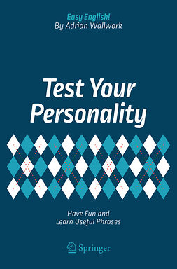 Wallwork, Adrian - Test Your Personality, ebook