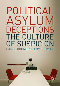 Bohmer, Carol - Political Asylum Deceptions, ebook