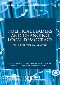 Cabria, Marcello - Political Leaders and Changing Local Democracy, ebook