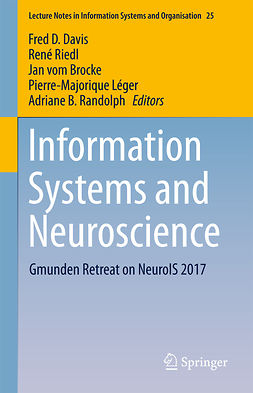 Brocke, Jan vom - Information Systems and Neuroscience, e-kirja