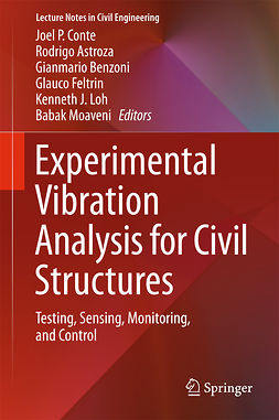 Astroza, Rodrigo - Experimental Vibration Analysis for Civil Structures, e-bok