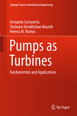 Carravetta, Armando - Pumps as Turbines, ebook