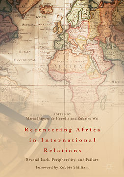 Heredia, Marta Iñiguez de - Recentering Africa in International Relations, ebook
