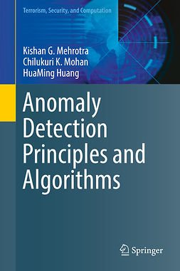 Huang, HuaMing - Anomaly Detection Principles and Algorithms, e-kirja