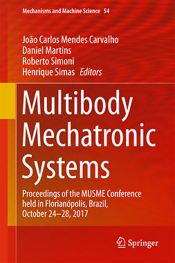 Carvalho, João Carlos Mendes - Multibody Mechatronic Systems, ebook