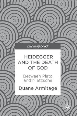 Armitage, Duane - Heidegger and the Death of God, ebook
