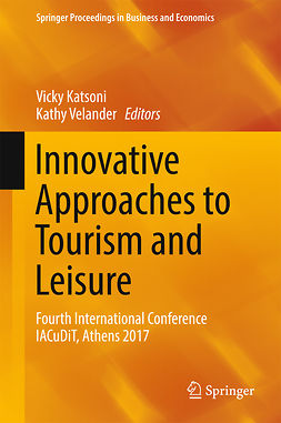 Katsoni, Vicky - Innovative Approaches to Tourism and Leisure, e-bok
