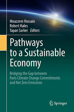 Hales, Robert - Pathways to a Sustainable Economy, e-kirja