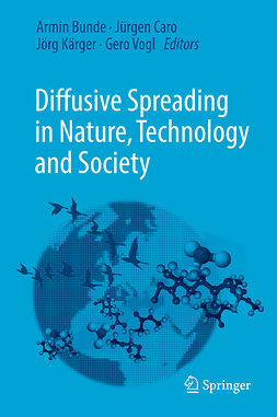 Bunde, Armin - Diffusive Spreading in Nature, Technology and Society, ebook