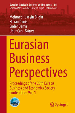 Bilgin, Mehmet Huseyin - Eurasian Business Perspectives, ebook