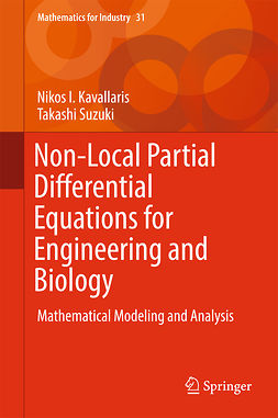 Kavallaris, Nikos I. - Non-Local Partial Differential Equations for Engineering and Biology, e-bok