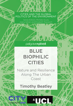 Beatley, Timothy - Blue Biophilic Cities, e-kirja