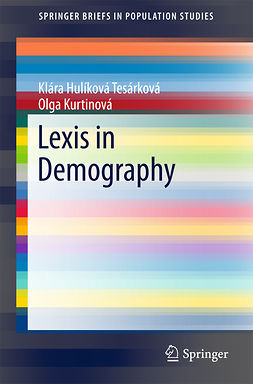 Kurtinová, Olga - Lexis in Demography, e-bok