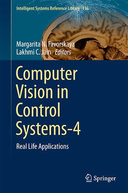 Favorskaya, Margarita N. - Computer Vision in Control Systems-4, ebook