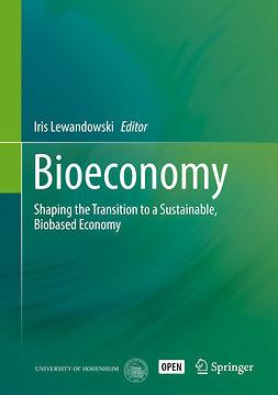 Lewandowski, Iris - Bioeconomy, ebook