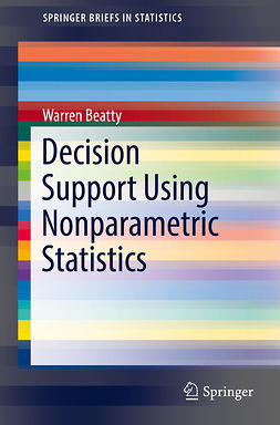 Beatty, Warren - Decision Support Using Nonparametric Statistics, ebook