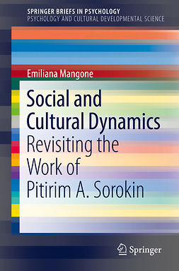 Mangone, Emiliana - Social and Cultural Dynamics, ebook