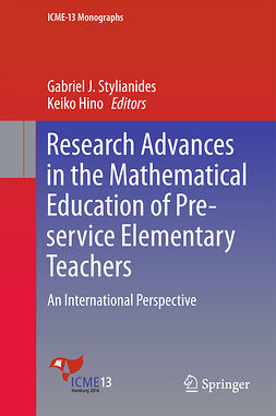 Hino, Keiko - Research Advances in the Mathematical Education of Pre-service Elementary Teachers, ebook