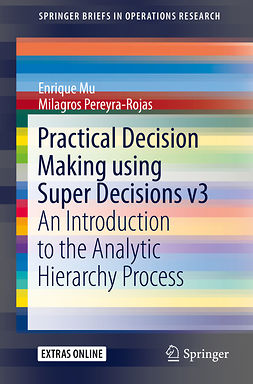 Mu, Enrique - Practical Decision Making using Super Decisions v3, ebook