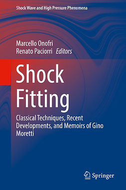 Onofri, Marcello - Shock Fitting, ebook