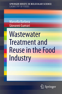 Barbera, Marcella - Wastewater Treatment and Reuse in the Food Industry, ebook