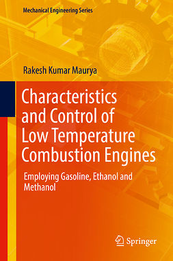Maurya, Rakesh Kumar - Characteristics and Control of Low Temperature Combustion Engines, ebook