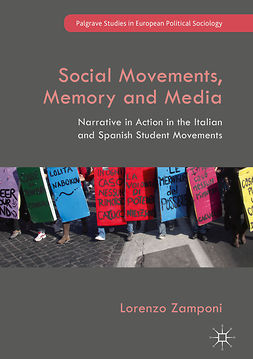 Zamponi, Lorenzo - Social Movements, Memory and Media, e-kirja