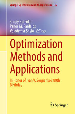 Butenko, Sergiy - Optimization Methods and Applications, e-kirja