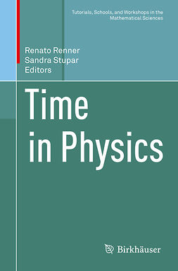 Renner, Renato - Time in Physics, e-bok