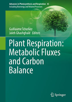 Ghashghaie, Jaleh - Plant Respiration: Metabolic Fluxes and Carbon Balance, ebook