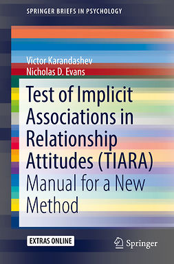 Evans, Nicholas D. - Test of Implicit Associations in Relationship Attitudes (TIARA), ebook