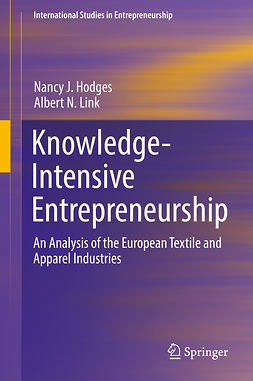 Hodges, Nancy J. - Knowledge-Intensive Entrepreneurship, ebook
