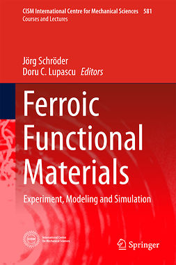 Lupascu, Doru C. - Ferroic Functional Materials, ebook