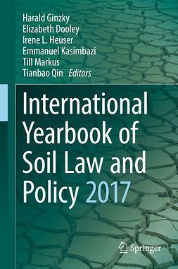 Dooley, Elizabeth - International Yearbook of Soil Law and Policy 2017, ebook