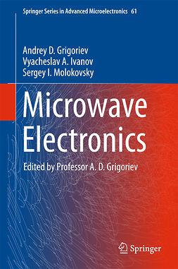 Grigoriev, Andrey D. - Microwave Electronics, ebook