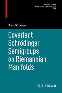Güneysu, Batu - Covariant Schrödinger Semigroups on Riemannian Manifolds, ebook