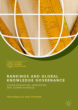 Erkkilä, Tero - Rankings and Global Knowledge Governance, ebook