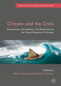 Giugni, Marco - Citizens and the Crisis, ebook