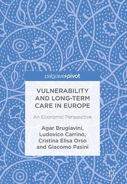 Brugiavini, Agar - Vulnerability and Long-term Care in Europe, ebook