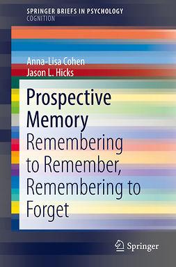 Cohen, Anna-Lisa - Prospective Memory, ebook