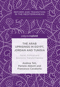 Abbott, Pamela - The Arab Uprisings in Egypt, Jordan and Tunisia, e-kirja