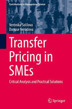 Nerudova, Danuse - Transfer Pricing in SMEs, ebook