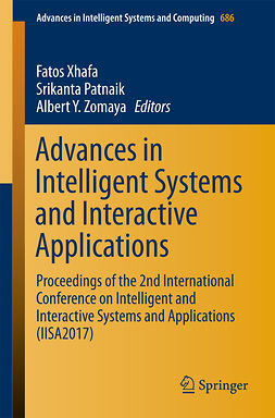 Patnaik, Srikanta - Advances in Intelligent Systems and Interactive Applications, e-kirja