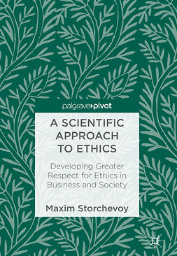 Storchevoy, Maxim - A Scientific Approach to Ethics, ebook