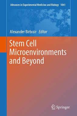 Birbrair, Alexander - Stem Cell Microenvironments and Beyond, ebook