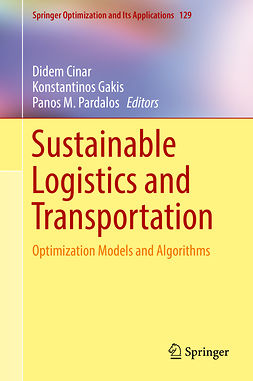 Cinar, Didem - Sustainable Logistics and Transportation, ebook