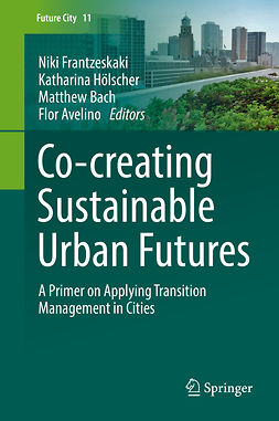 Avelino, Flor - Co-­creating Sustainable Urban Futures, ebook
