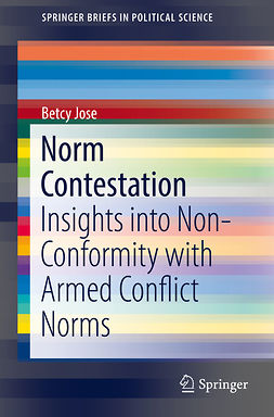 Jose, Betcy - Norm Contestation, ebook