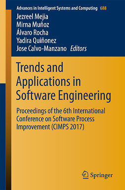 Calvo-Manzano, Jose - Trends and Applications in Software Engineering, ebook